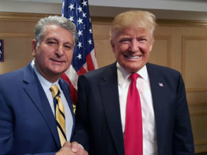 President-Elect Trump and Renzo