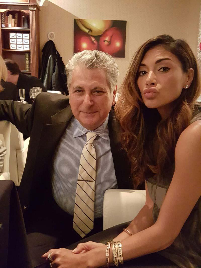 Renzo & Nicole Scherzinger | Dirty Dancing Cast Visits Renzo's Ristorante | Fine Italian Dining | Hendersonville, NC