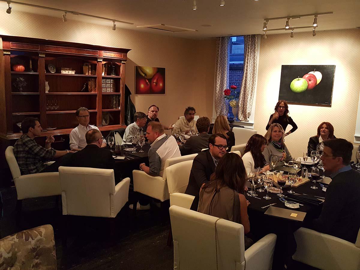 Dirty Dancing Cast Visits Renzo's Ristorante   Fine Italian Dining   Hendersonville, NC